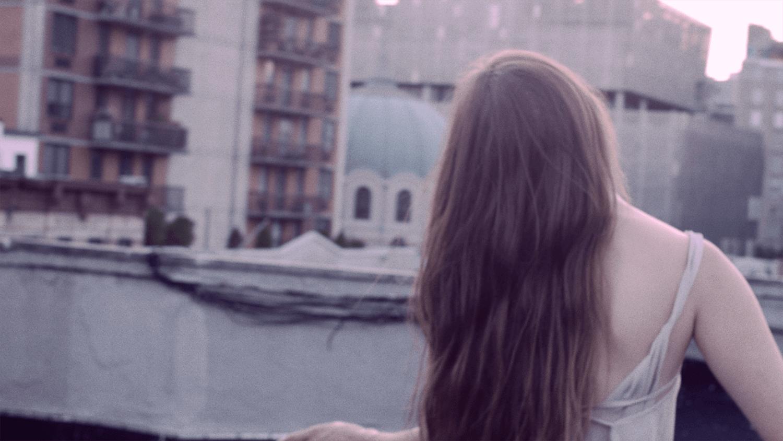 """LUECK - Delirium"" music video color graded by editor Alexa Green"