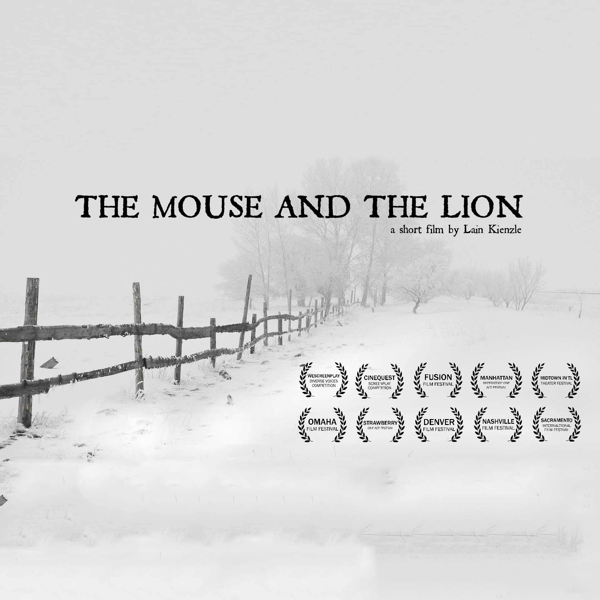 """The Mouse and the Lion"" short film with Assistant Director Alexa Green"